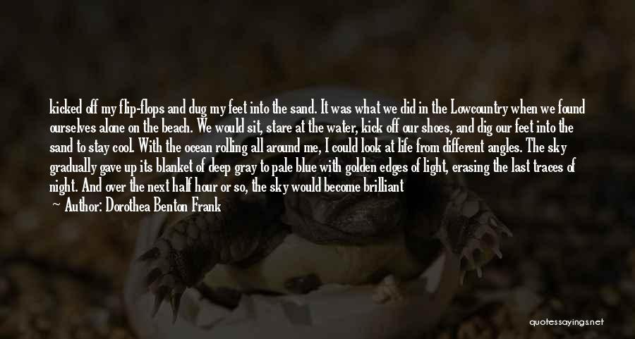 Sparkling Night Quotes By Dorothea Benton Frank