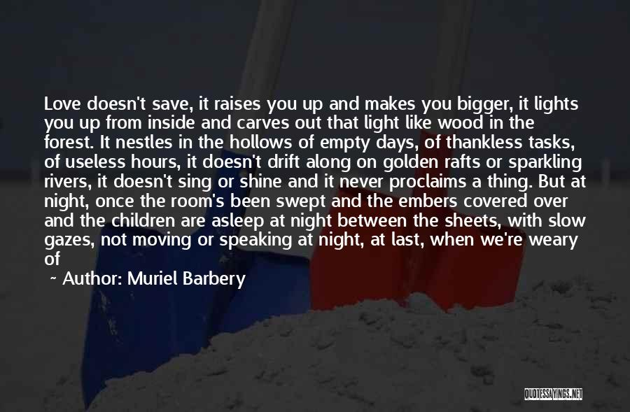 Sparkling Night Quotes By Muriel Barbery