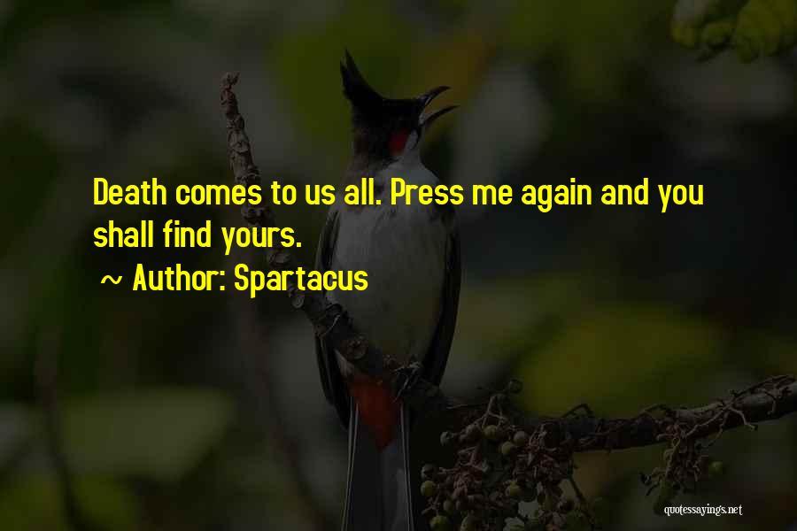 Spartacus Quotes 1369583