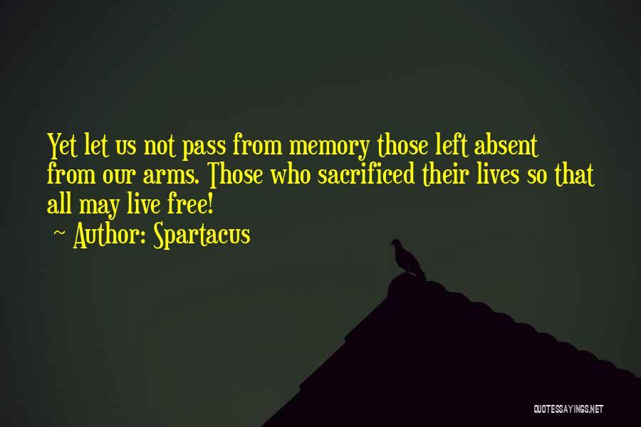 Spartacus Quotes 233759