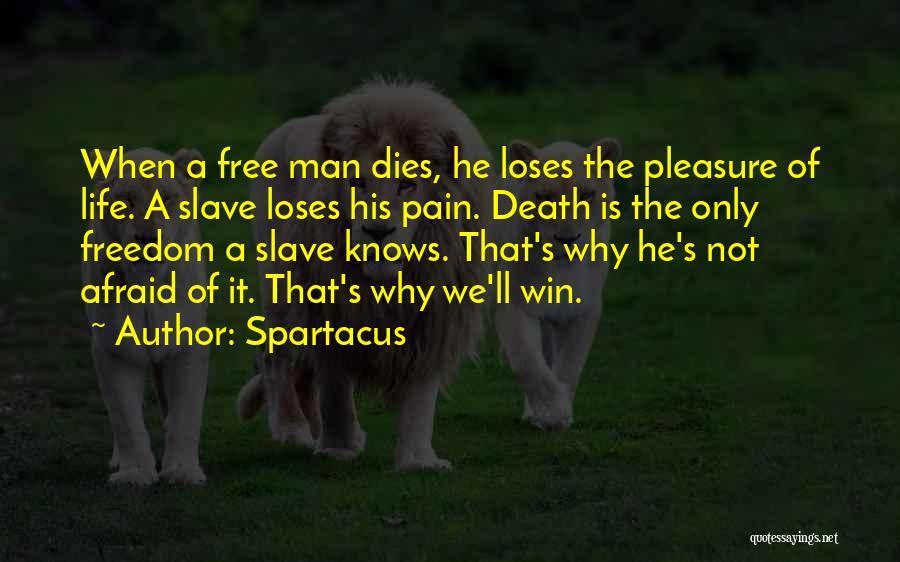 Spartacus Quotes 240733