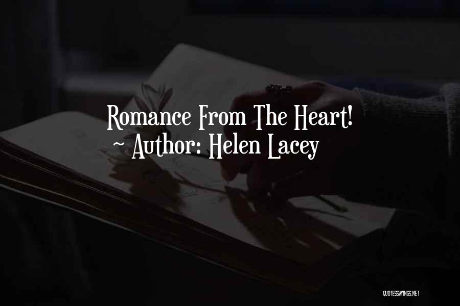 Special Edition Quotes By Helen Lacey