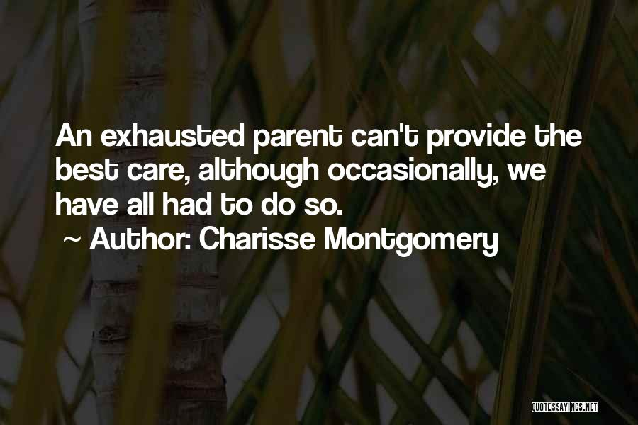 Special Needs Quotes By Charisse Montgomery