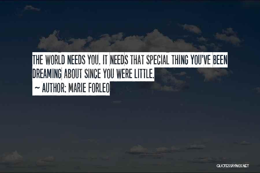 Special Needs Quotes By Marie Forleo