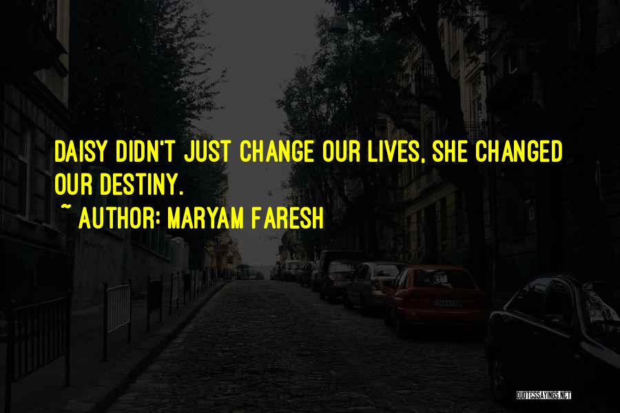 Special Needs Quotes By Maryam Faresh