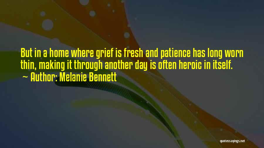 Special Needs Quotes By Melanie Bennett