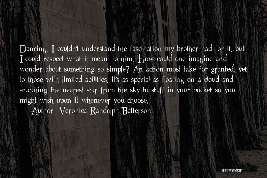 Special Needs Quotes By Veronica Randolph Batterson