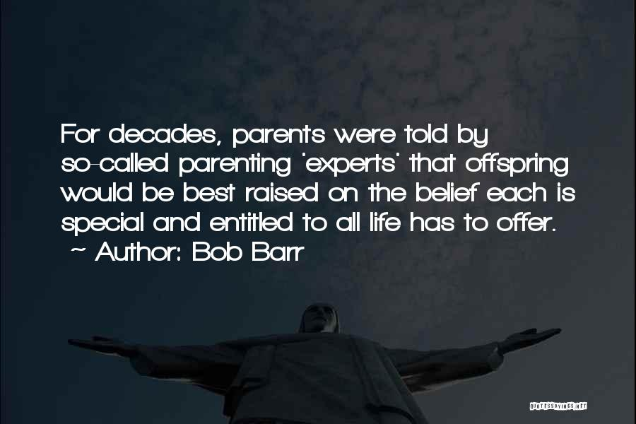Special Offer Quotes By Bob Barr
