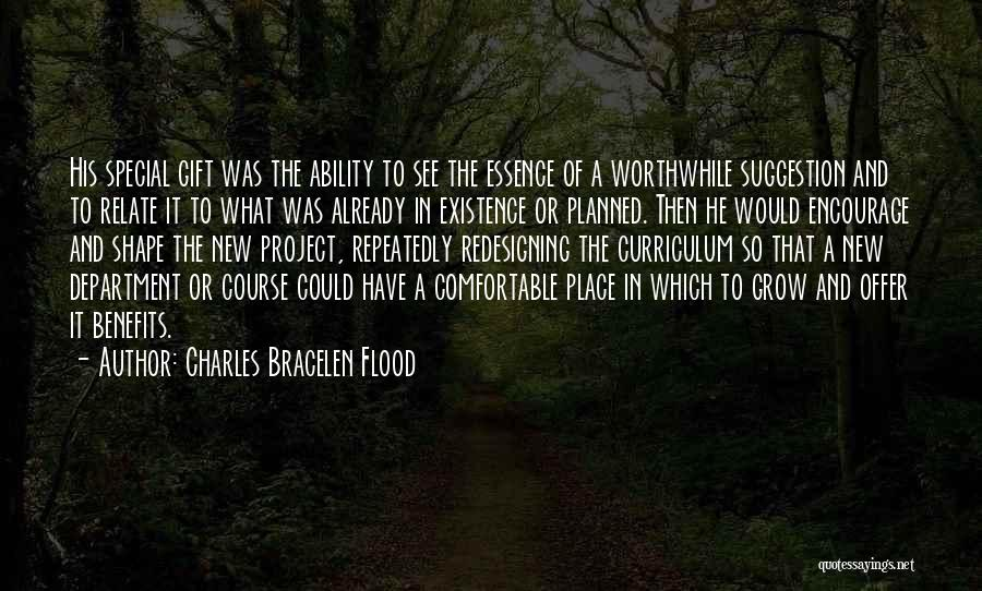 Special Offer Quotes By Charles Bracelen Flood