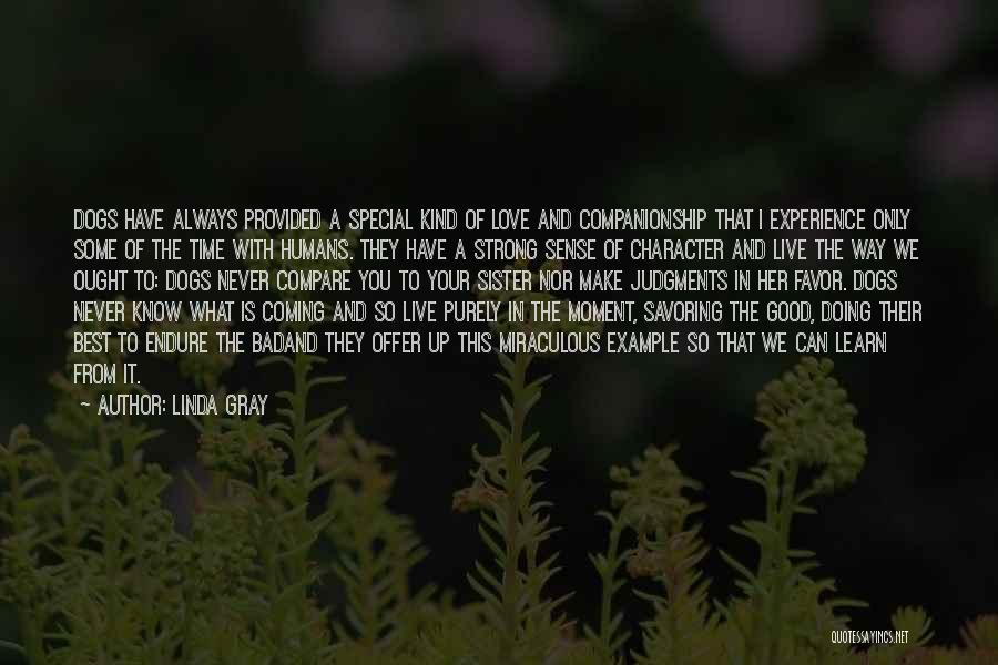 Special Offer Quotes By Linda Gray