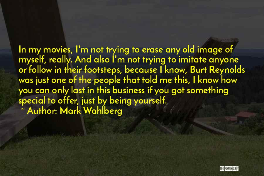 Special Offer Quotes By Mark Wahlberg