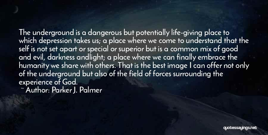 Special Offer Quotes By Parker J. Palmer