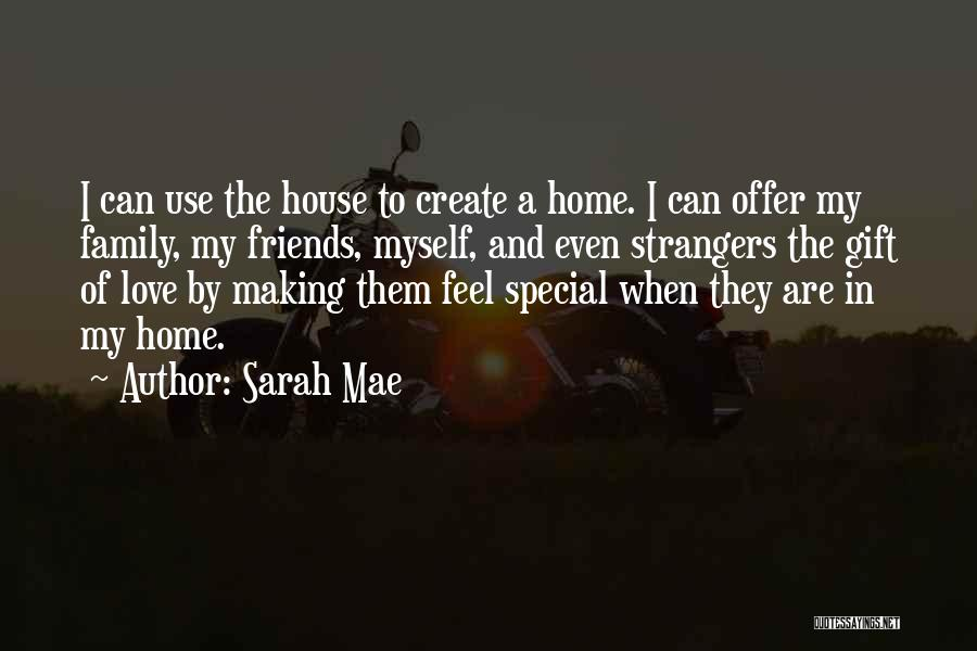 Special Offer Quotes By Sarah Mae