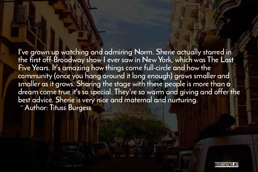 Special Offer Quotes By Tituss Burgess