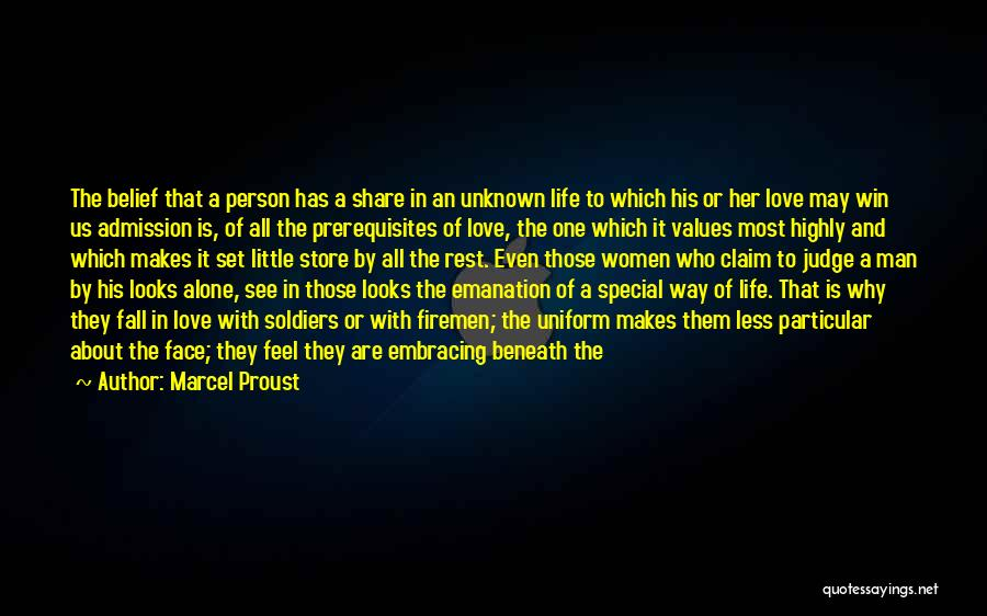 Special One In Life Quotes By Marcel Proust