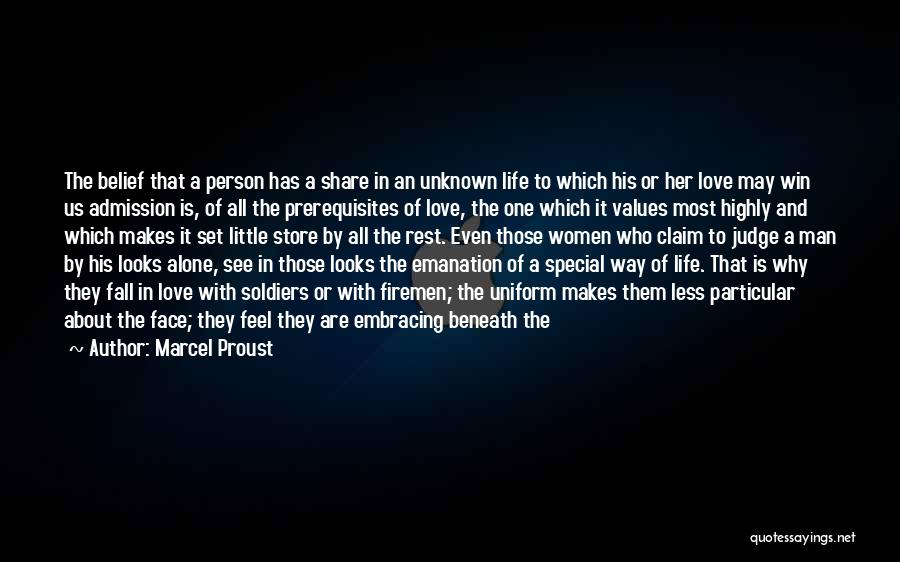 Special Person In Our Life Quotes By Marcel Proust