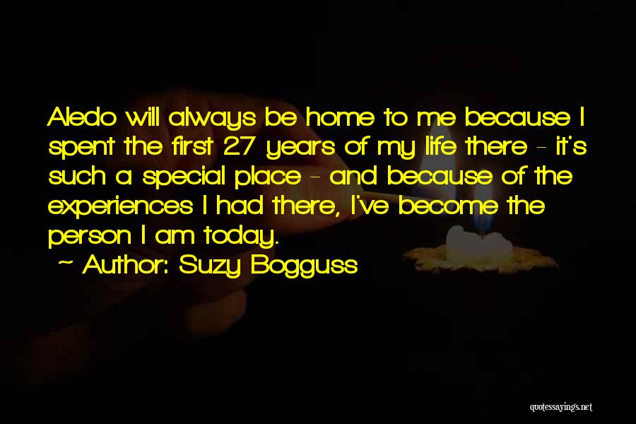 Special Person In Our Life Quotes By Suzy Bogguss