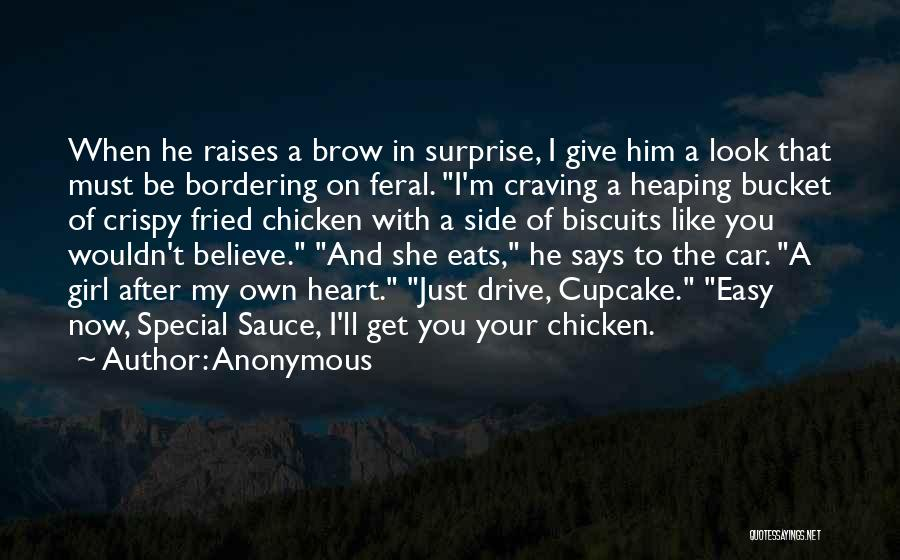 Special To Him Quotes By Anonymous