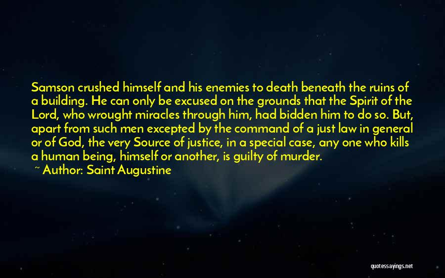 Special To Him Quotes By Saint Augustine