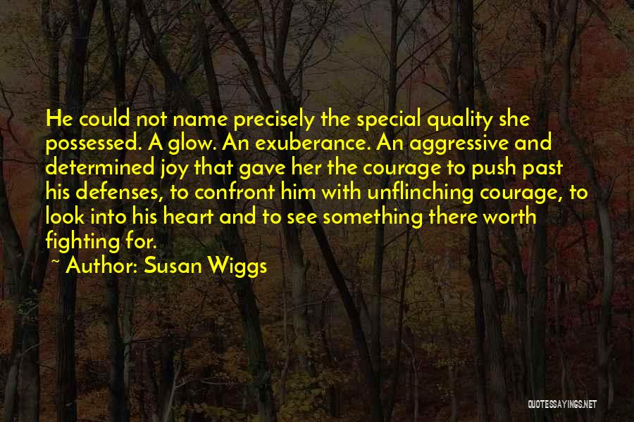 Special To Him Quotes By Susan Wiggs