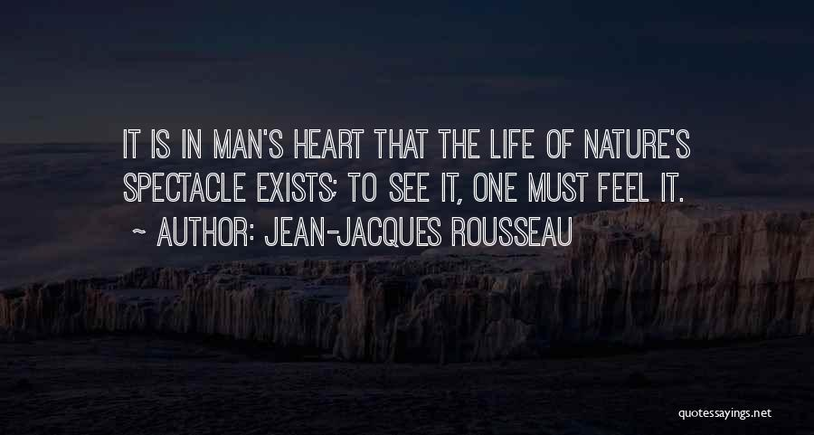 Spectacle Quotes By Jean-Jacques Rousseau