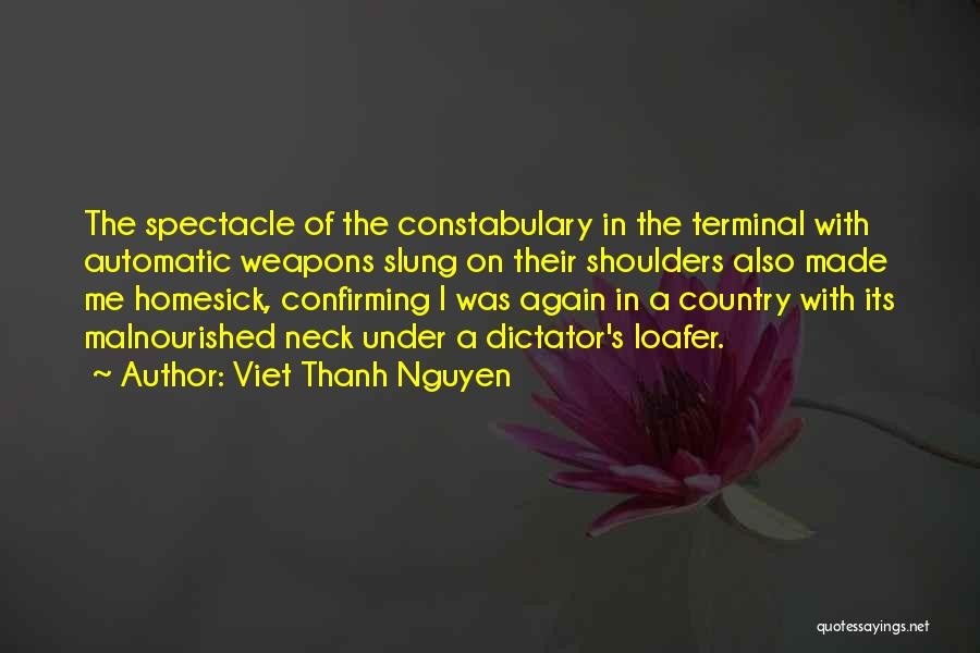 Spectacle Quotes By Viet Thanh Nguyen