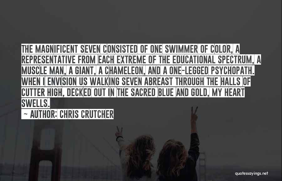 Spectrum Quotes By Chris Crutcher