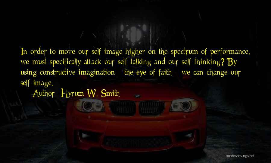 Spectrum Quotes By Hyrum W. Smith