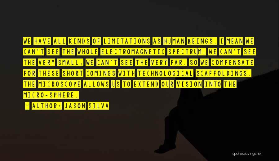 Spectrum Quotes By Jason Silva