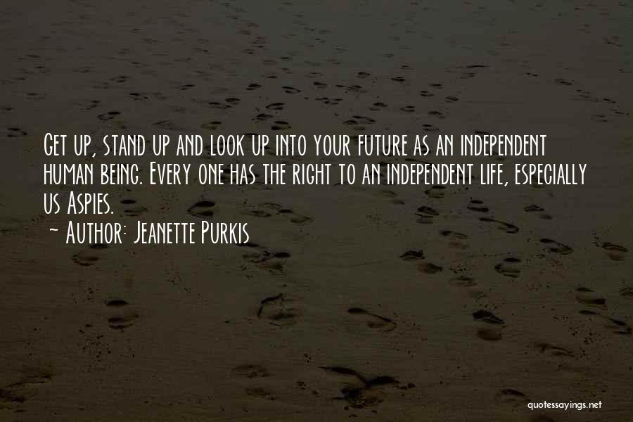 Spectrum Quotes By Jeanette Purkis
