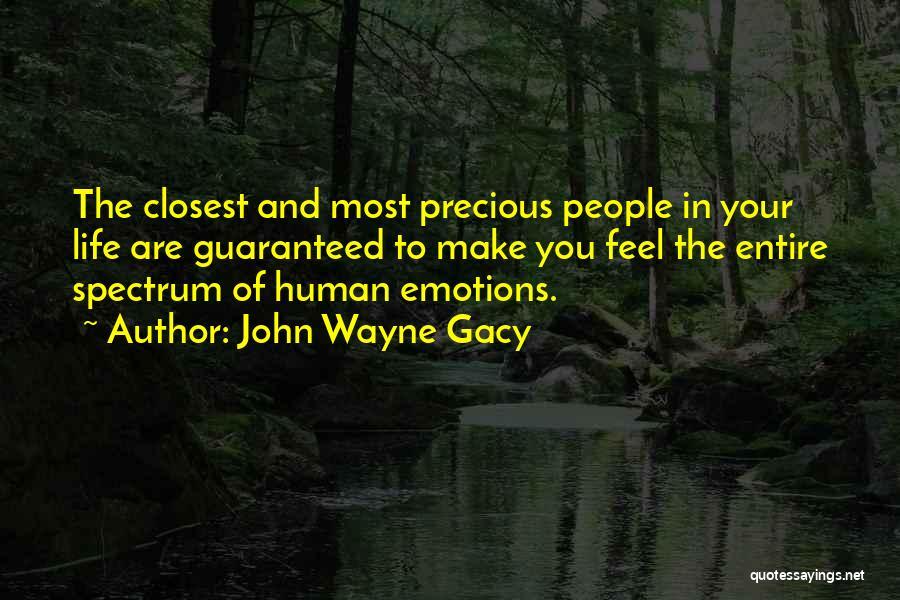 Spectrum Quotes By John Wayne Gacy
