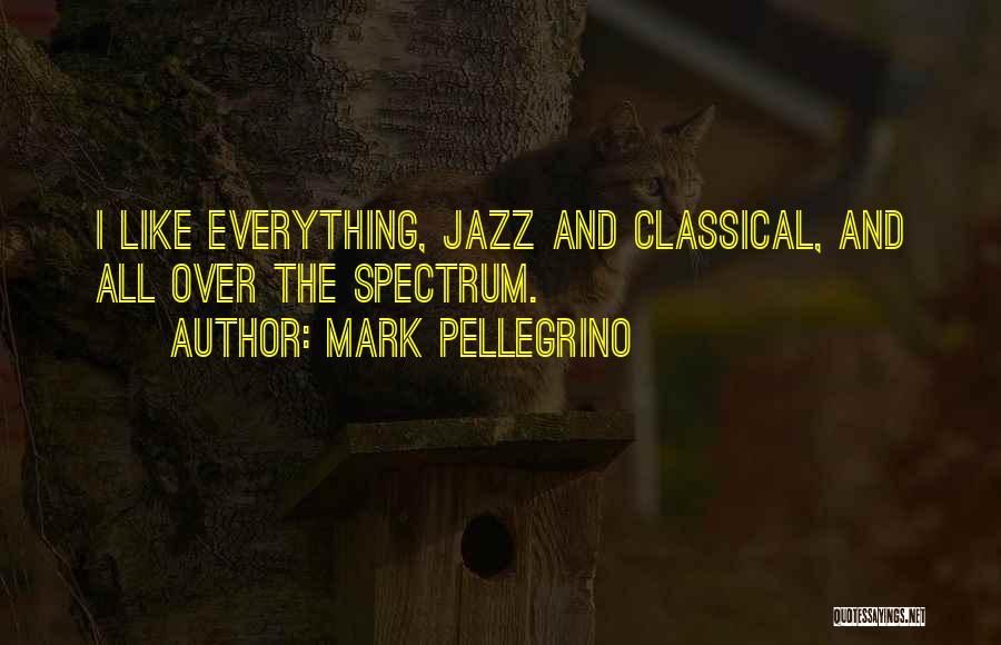 Spectrum Quotes By Mark Pellegrino