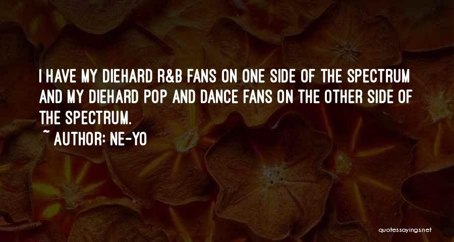 Spectrum Quotes By Ne-Yo