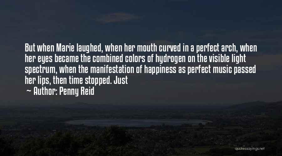 Spectrum Quotes By Penny Reid