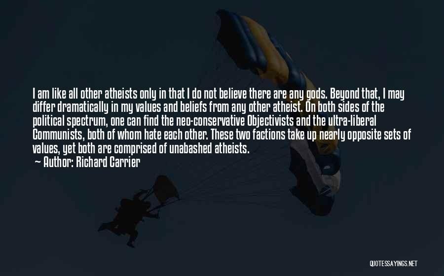 Spectrum Quotes By Richard Carrier