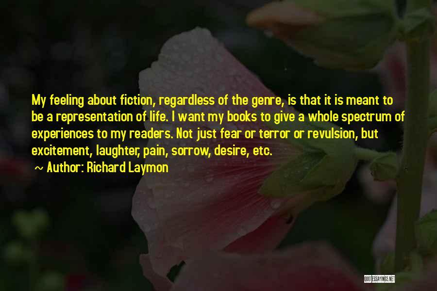 Spectrum Quotes By Richard Laymon