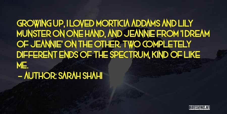 Spectrum Quotes By Sarah Shahi