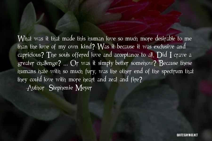 Spectrum Quotes By Stephenie Meyer