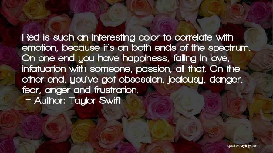 Spectrum Quotes By Taylor Swift