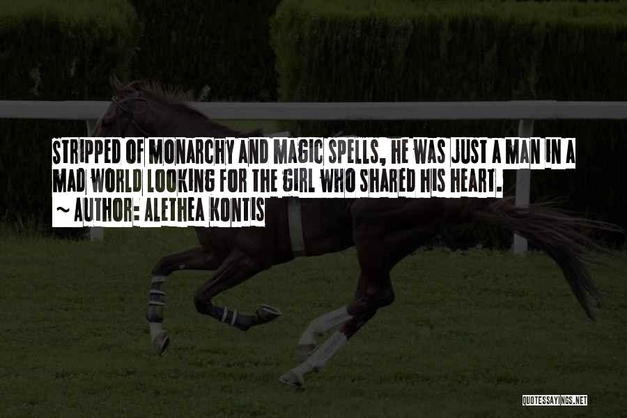 Spells And Magic Quotes By Alethea Kontis