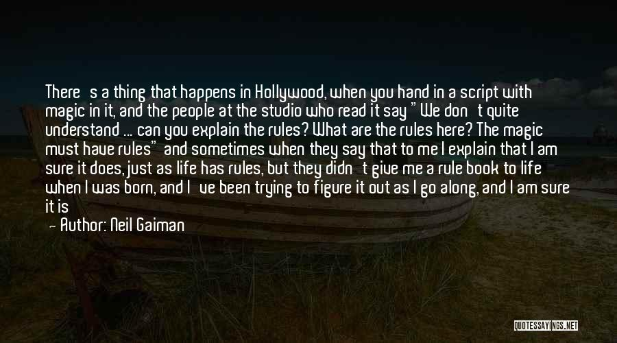 Spells And Magic Quotes By Neil Gaiman