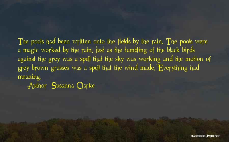 Spells And Magic Quotes By Susanna Clarke