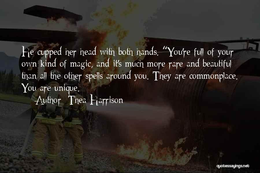 Spells And Magic Quotes By Thea Harrison