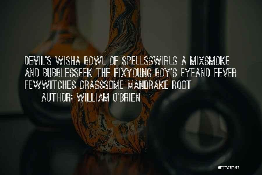 Spells And Magic Quotes By William O'Brien