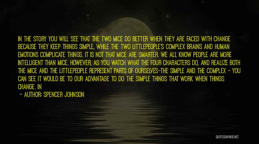 Spencer Johnson Quotes 1064349