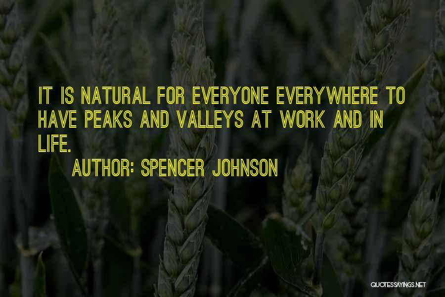 Spencer Johnson Quotes 1422903