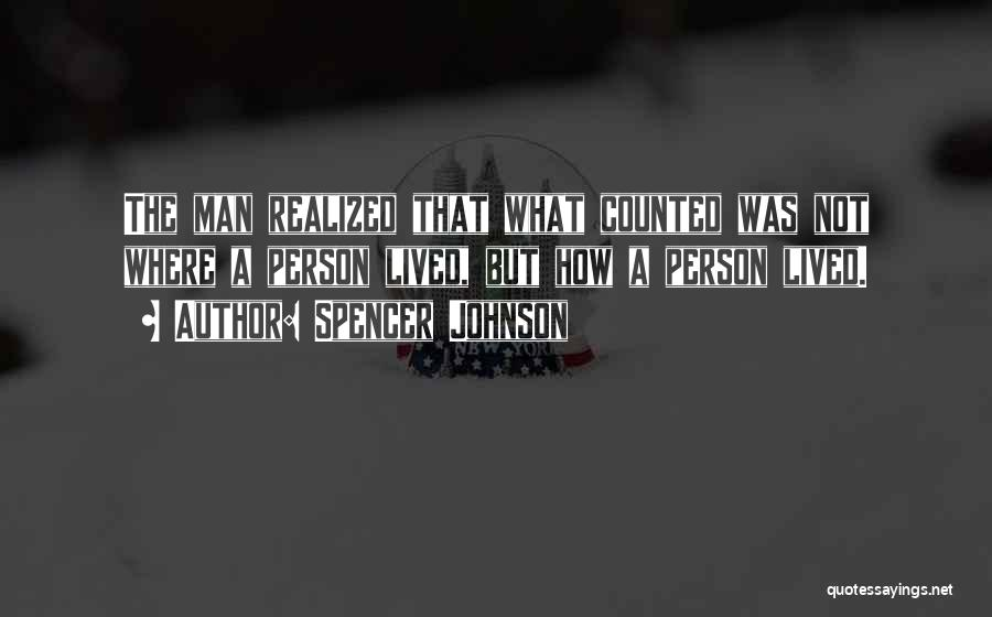 Spencer Johnson Quotes 1459504