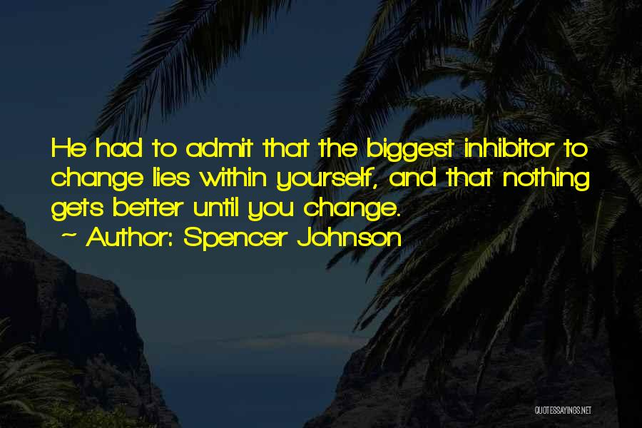 Spencer Johnson Quotes 2215903