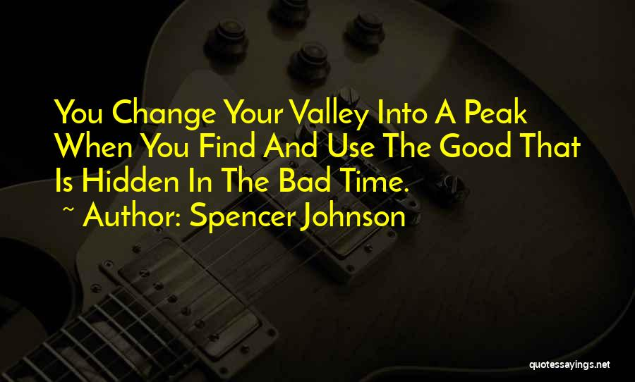 Spencer Johnson Quotes 251049