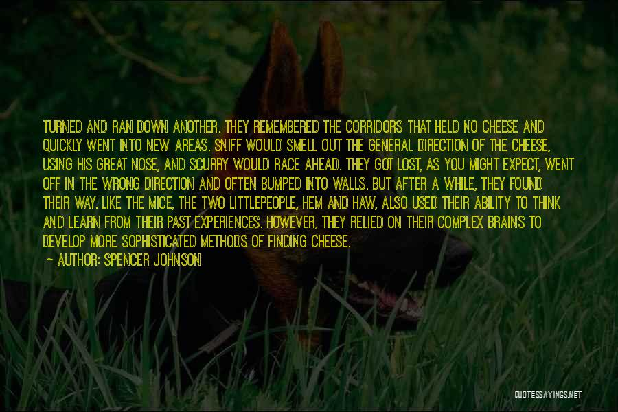 Spencer Johnson Quotes 295823